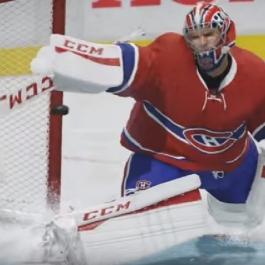 Les overall de tous les joueurs du Canadien pour NHL 17!