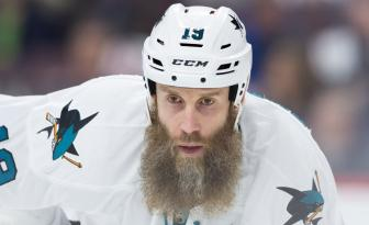 Joe Thornton sera de passage à Montréal!