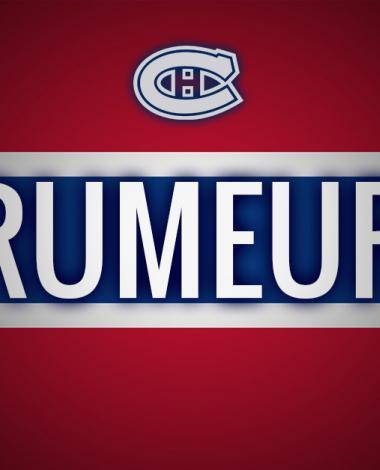 Une rumeur intrigante circule sur le Canadien!