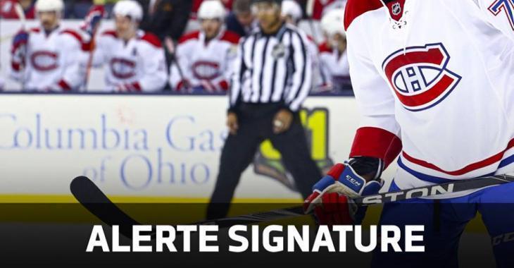 Dernière heure: Un ancien des Canadiens signe chez les Penguins!
