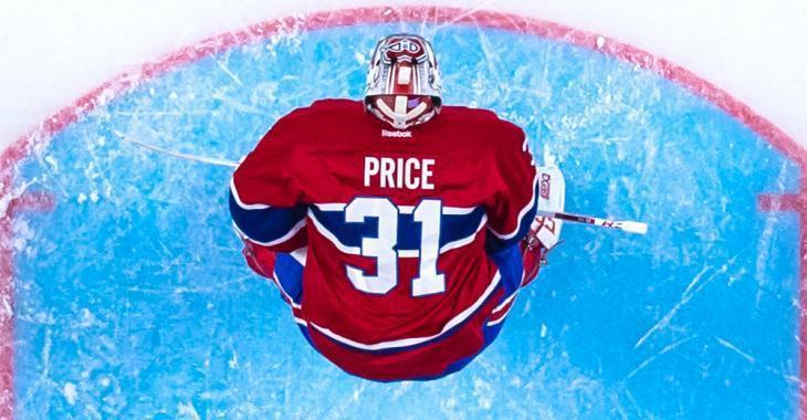 Carey Price affirme avoir besoin de prendre une pause!