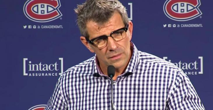 Un candidat potentiel pour un poste d'entraîneur chez le Canadien?