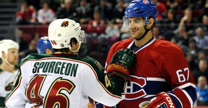 Un gros joueur de centre dans la mire des Canadiens!