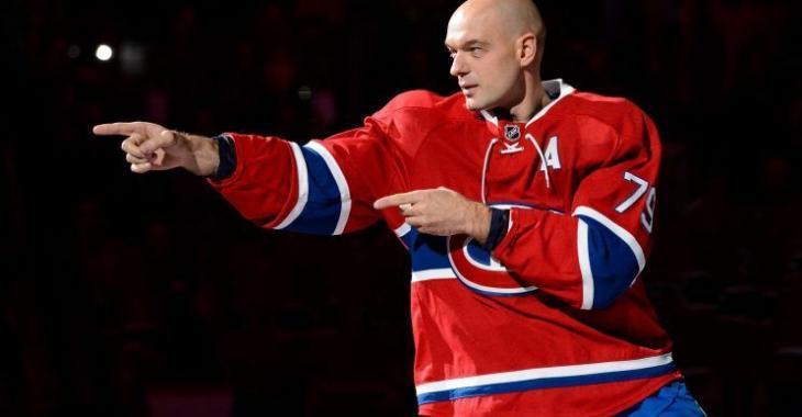 Andrei Markov réagit aux rumeurs sur son retour avec le CH!