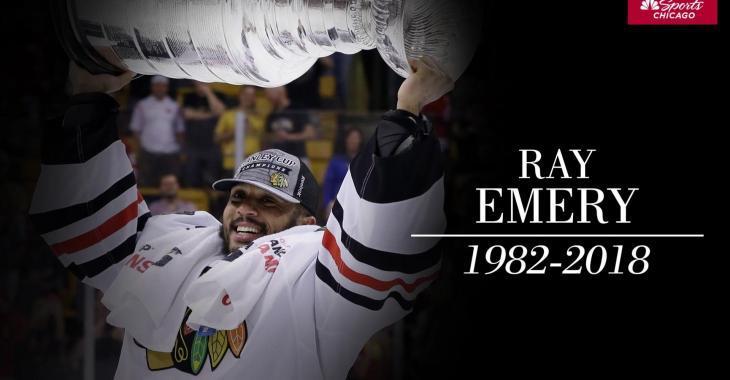 De nouvelles informations troublantes dans le décès de Ray Emery!