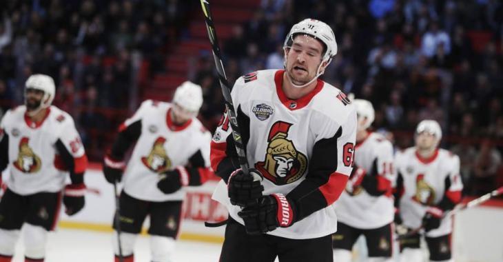 Mark Stone se prononce sur son avenir à Ottawa!