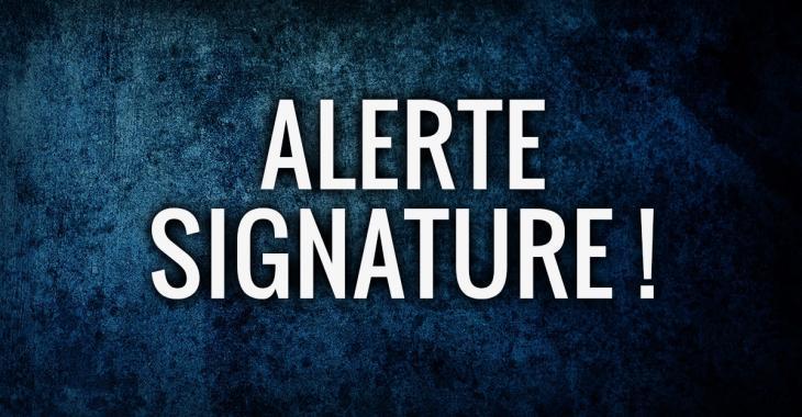 Deux signatures importantes dans la LNH!