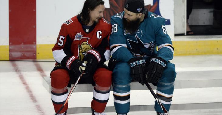 Voici le prix payé par les Sharks pour Erik Karlsson!