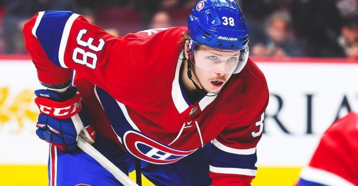 Le Canadien forcé de se débarrasser de Nikita Sherbak?