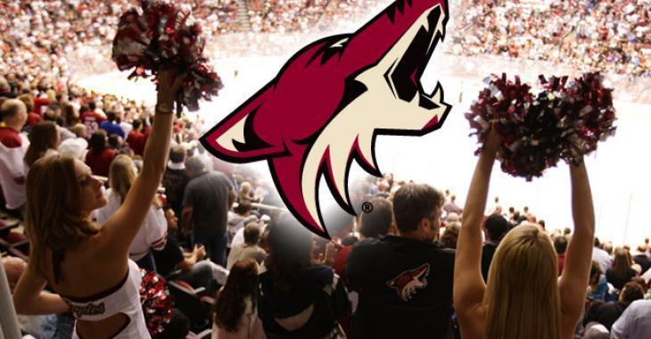 Les Coyotes déménagent dans une nouvelle division!