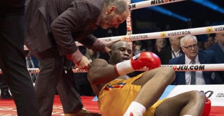 Adonis Stevenson souffre d'un grave traumatisme crânien