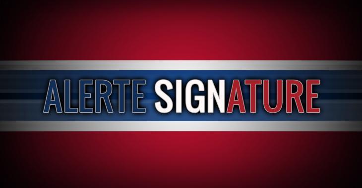 Marc Bergevin signe un attaquant Québecois!