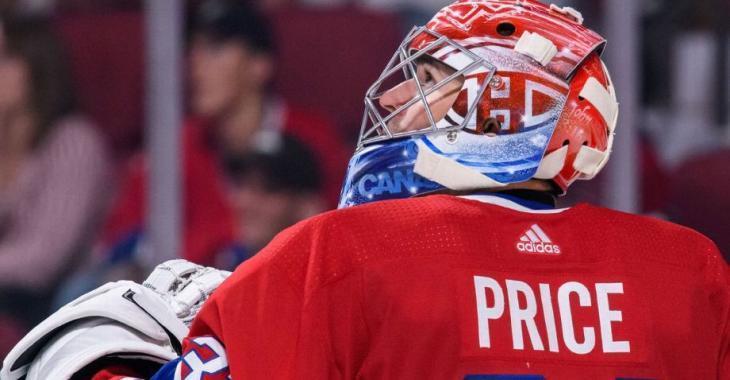 Claude Julien confirme qu'il reposera Carey Price!