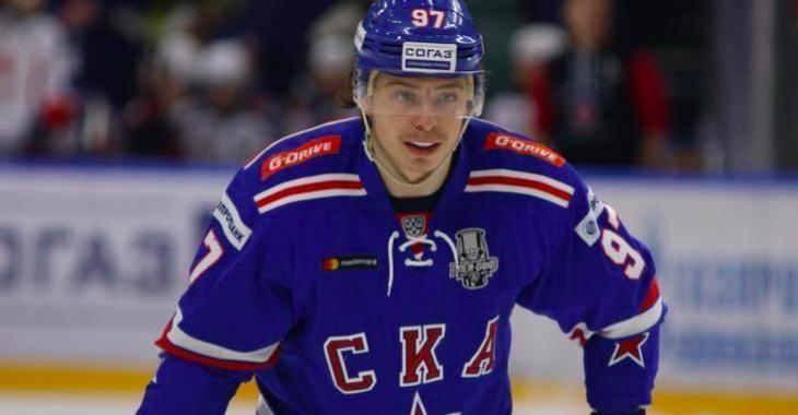 Le meilleur joueur de la KHL vient en renfort à une équipe de la LNH pour les séries éliminatoires