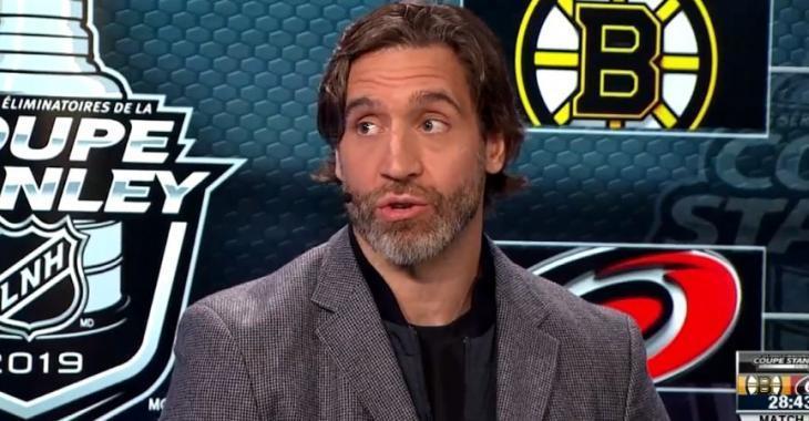 Maxime Talbot dévoile quel joueur des Penguins il échangerait s'il était DG!
