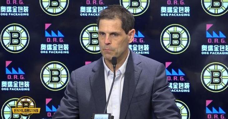 Les Bruins pourraient être forcés de procéder à une transaction!