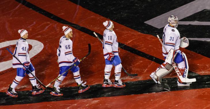 Cinq équipes pourraient rattraper le Canadien la saison prochaine!