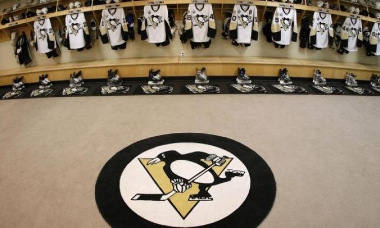 Signature à Pittsburgh!