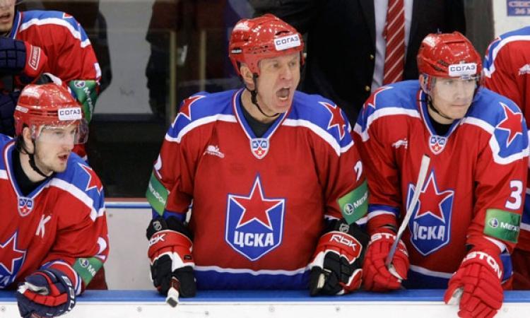 Véritable régime de terreur dans la KHL!