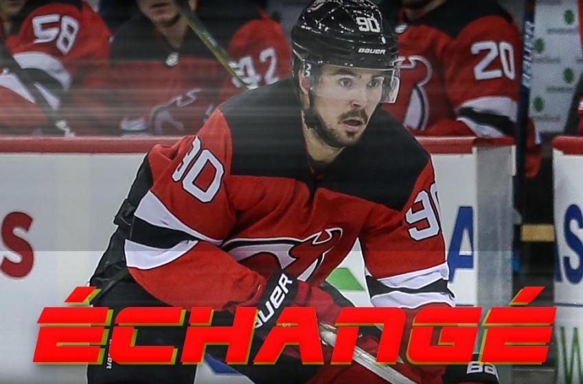 Marcus Johansson échangé aux Bruins!