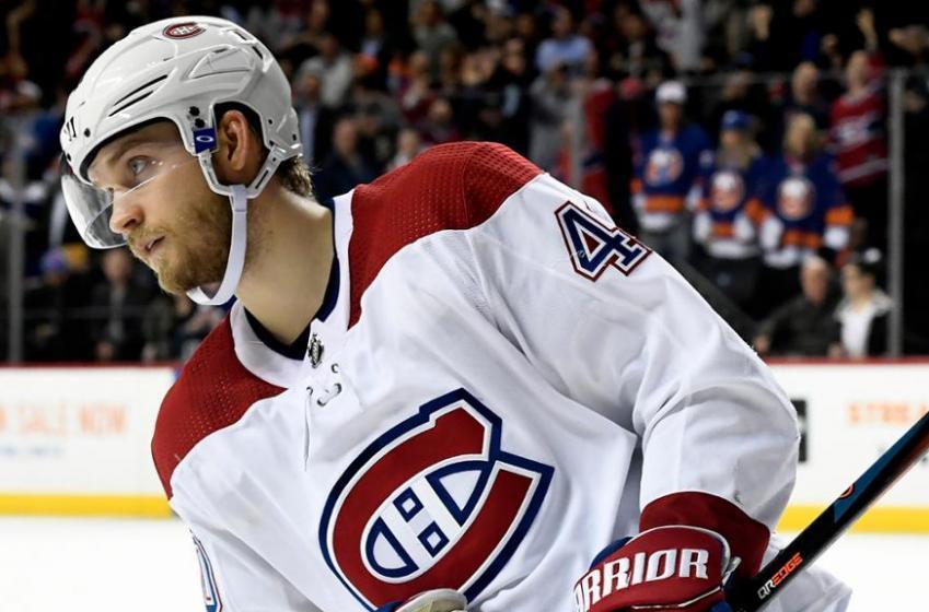Joel Armia admet qu'il ignore les journalistes francophones à Montréal!