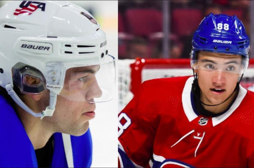 Qui intégrera le Canadien en premier: Nick Suzuki ou Ryan Poehling?