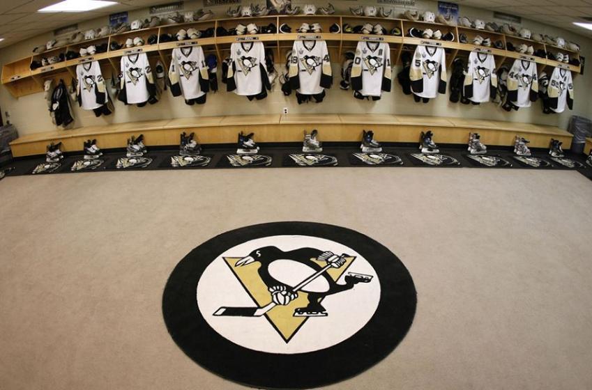 Signature très importante à Pittsburgh!