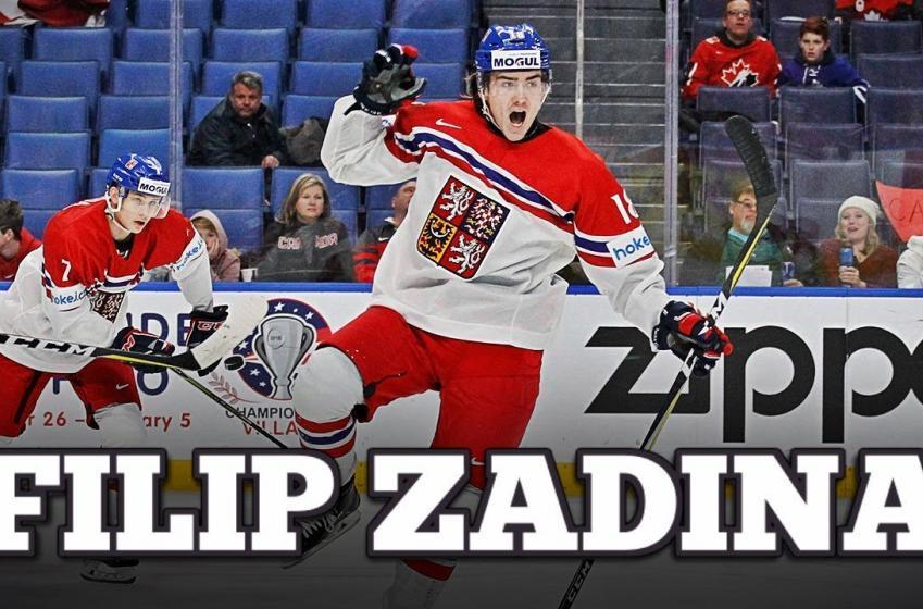 Révélation inquiétante à propos de Filip Zadina!