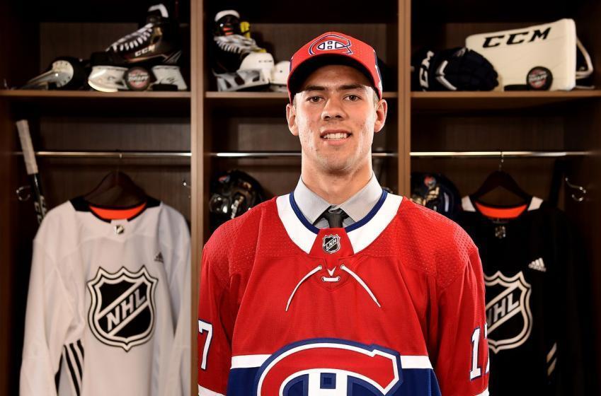 Ryan Poehling arrivera à Montréal ce soir!