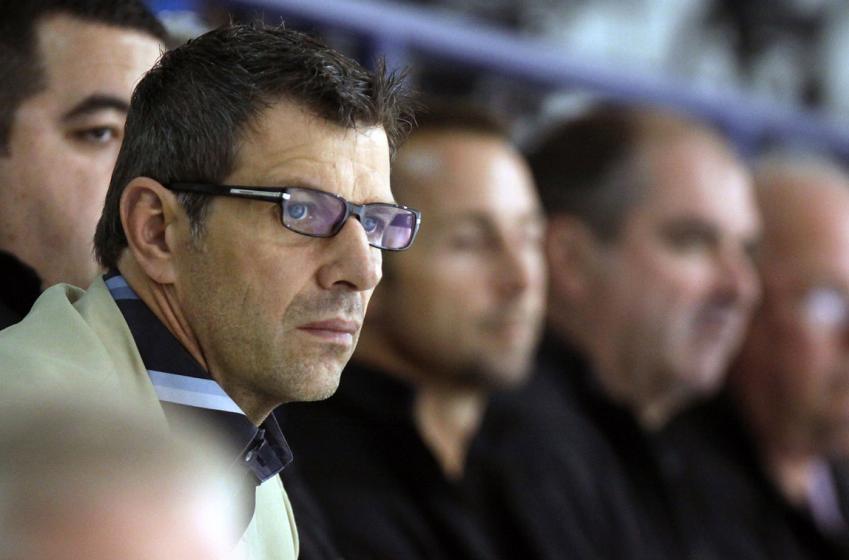Les Oilers ont demandé la permission de discuter avec le bras droit de Marc Bergevin!
