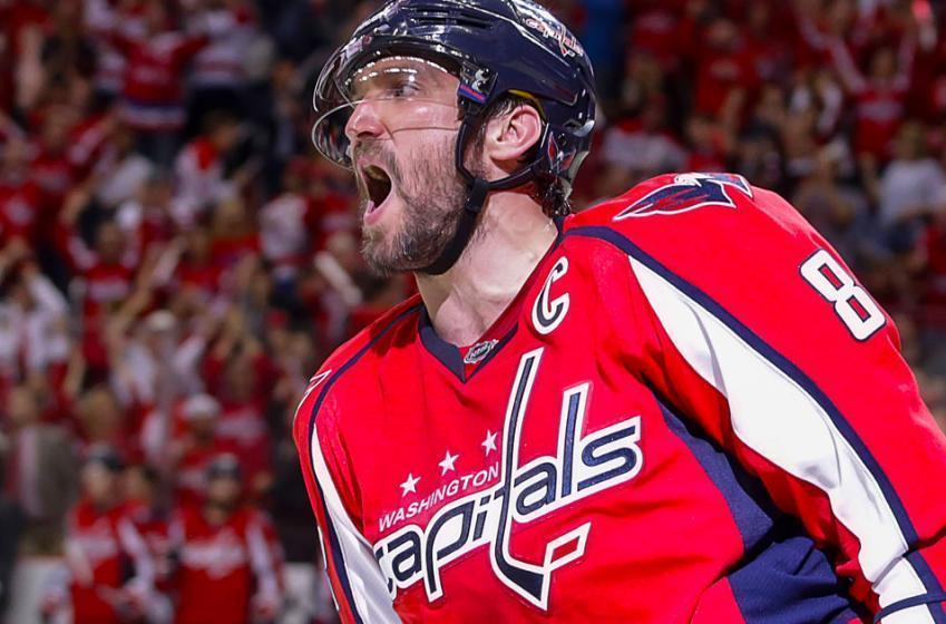 Une légende du hockey envoie un message à Alex Ovechkin!