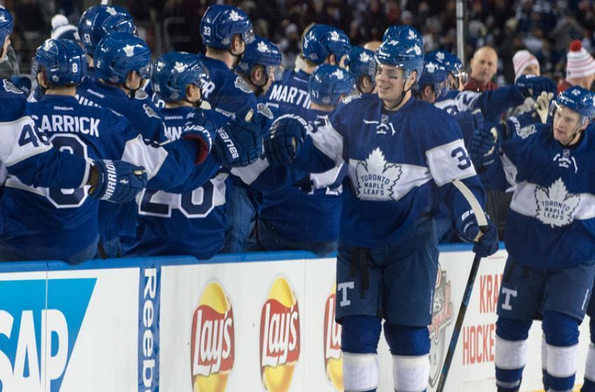 Les Maple Leafs seraient sur le point de transiger!