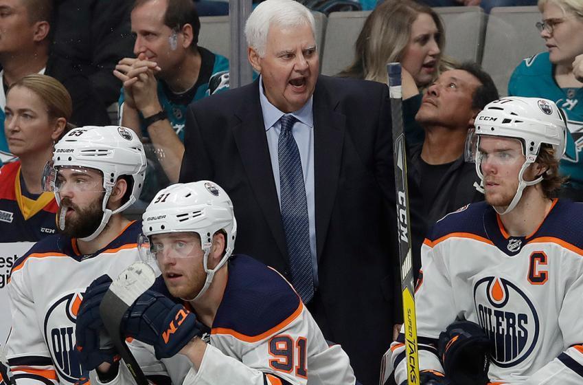 Les Oilers remercient Ken Hitchcock!