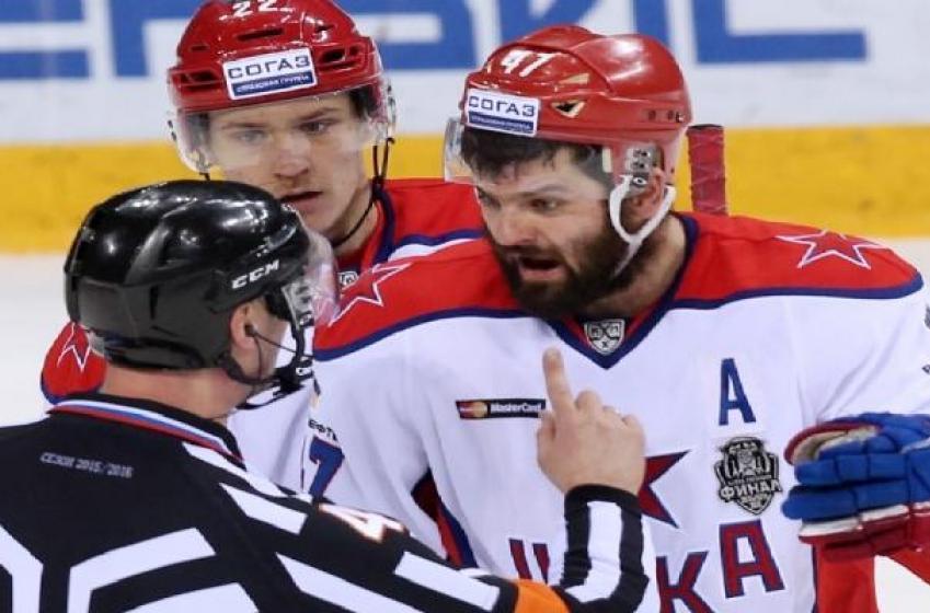 Une signature imminente pour Alexander Radulov?