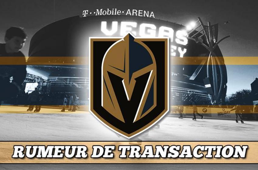 Une équipe tente de convaincre Vegas de ne pas repêcher leur gardien!