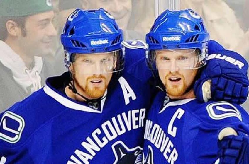 Les Canucks pourraient repêcher deux autres jumeaux Suédois!