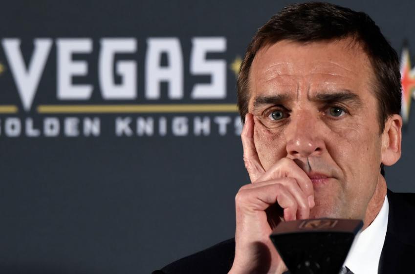 Un géant des médias en guerre contre les Golden Knights de Las Vegas!