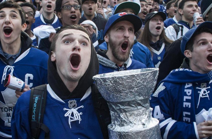 Les fans des Maple Leafs sont en train de commettre une grave erreur