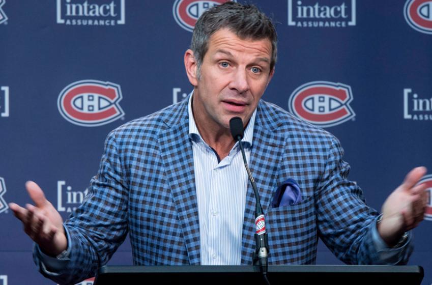 Marc Bergevin ne touchera pas à la banque de choix du Canadien!