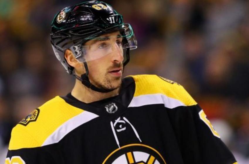 Les Bruins font le point sur la blessure de Brad Marchand!