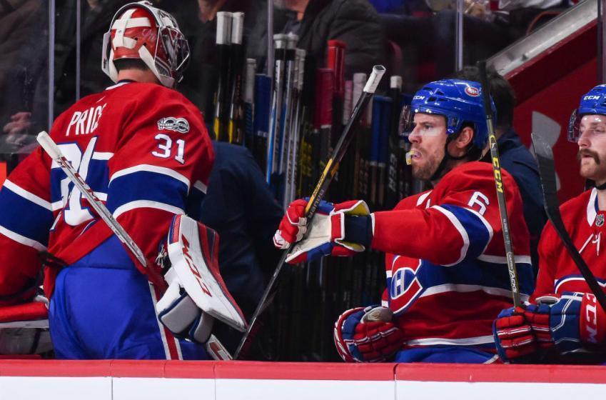 Seulement trois joueurs des Canadiens se démarquent…