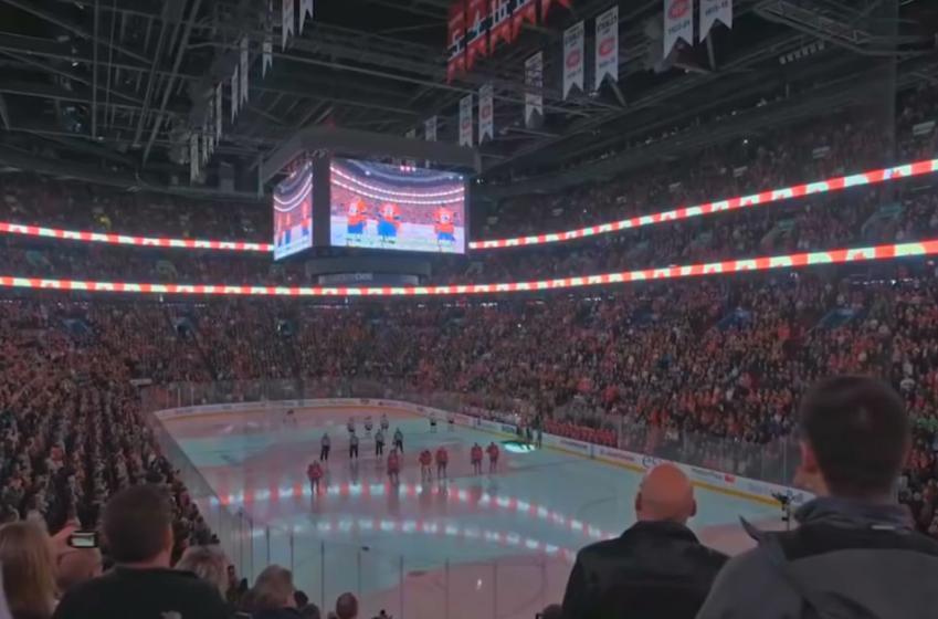 Un espoir des Canadiens impressionne!