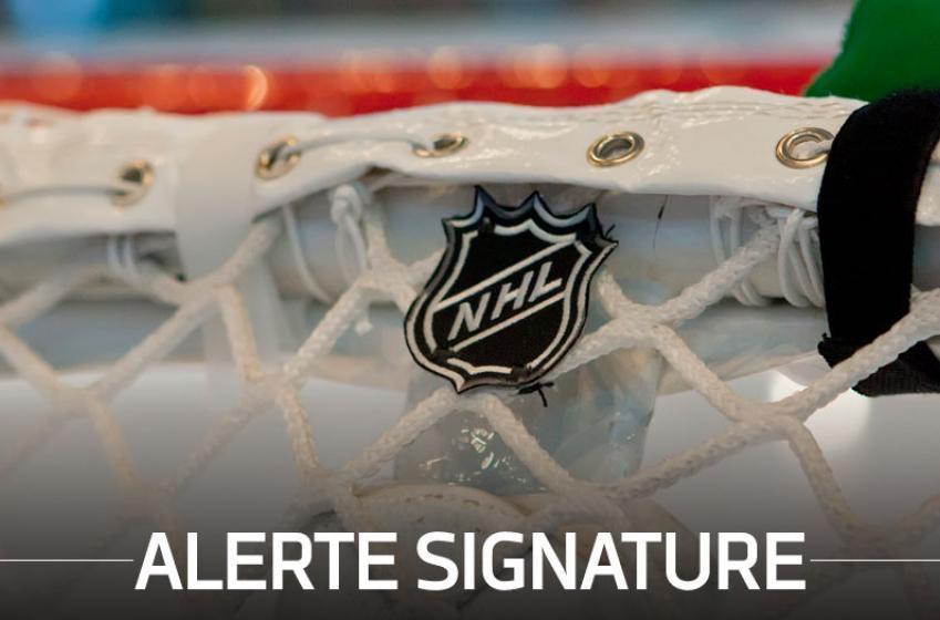 Alerte signature majeure!
