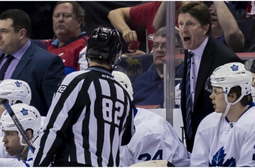 Controverse majeure chez les Leafs?