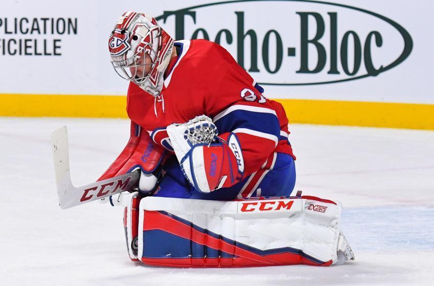 Hockey Canada confirme avoir eu des discussions avec Carey Price!