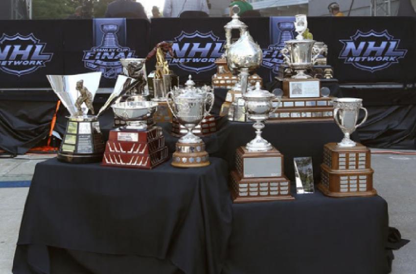 Les trois finalistes pour le trophée Norris dévoilés!