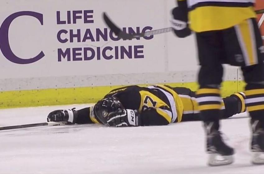 Revirement de situation majeur pour Sidney Crosby!