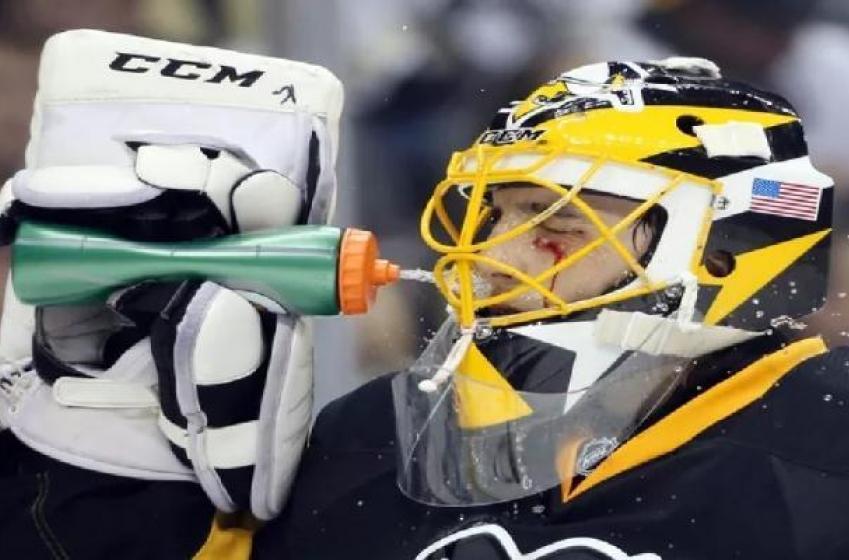 Marc-André Fleury pourrait-il se faire chasser de Pittsburgh?