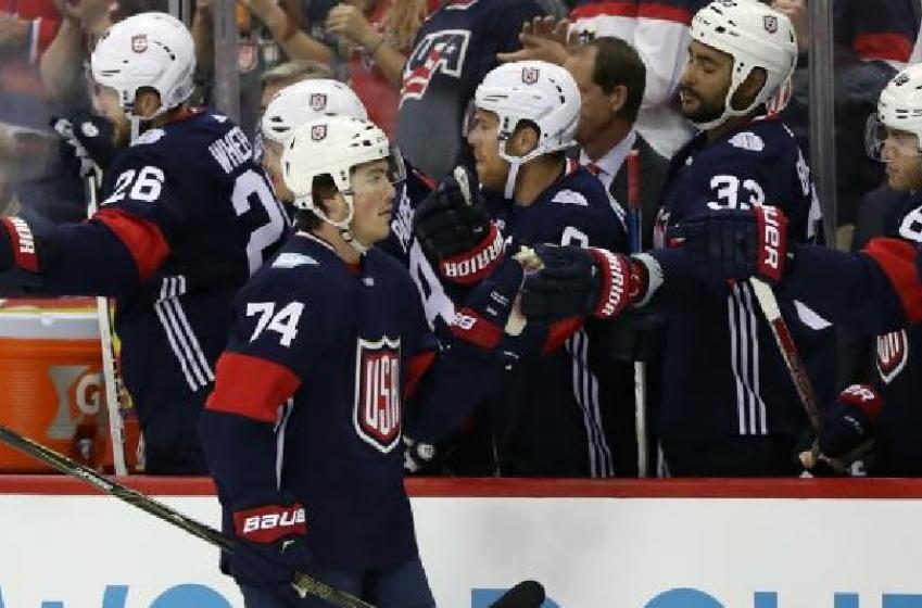 TJ Oshie garantit une victoire de Team USA... à une condition!