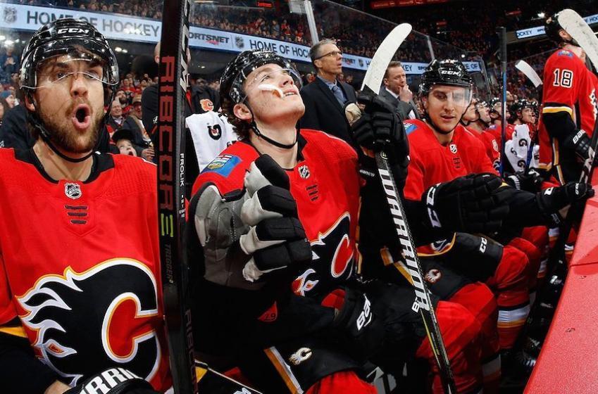 Les Flames ont trouvé leur nouvel entraîneur-chef!
